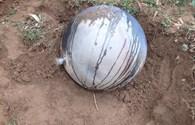 Lại phát hiện thêm một vật thể lạ rơi ở Yên Bái