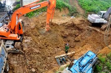 Hà Nội: Lần thứ 19, đường ống dẫn nước sạch Sông Đà gặp sự cố