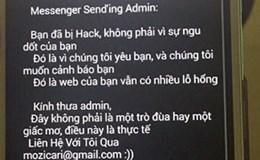 Những kẻ tấn công website hàng loạt sân bay sinh năm 2002
