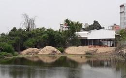 Hà Nội: Ngang nhiên lấn chiếm đất công ở Sóc Sơn