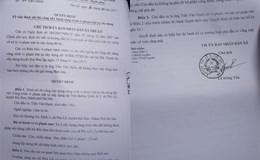 Đề nghị xử lý nghiêm tình trạng ngang nhiên lấn chiếm đất công ở Sóc Sơn
