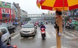 Bộ Công an gửi công điện chỉ đạo về bảo đảm trật tự, an toàn giao thông