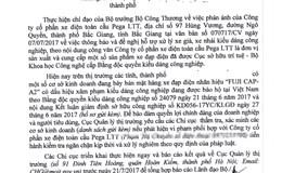 """Bị làm nhái, hãng xe điện made in Vietnam """"kêu cứu"""" Bộ Công Thương"""
