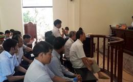 Xét xử 14 bị cáo liên quan sai phạm đất ở Đồng Tâm: Đồng loạt khai chưa sử dụng đất