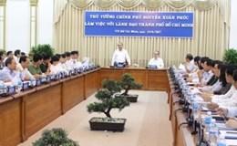 TPHCM kiến nghị Thủ tướng bổ sung vốn cho các dự án trọng điểm