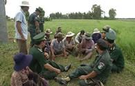 Kiên Giang: Người dân vùng biên giữ gìn cột mốc biên cương