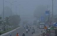 Đồng bằng sông Cửu Long:  Sương mù xuất hiện dày đặc