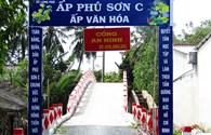 Cựu chiến binh hiến đất làm đường dẫn xây cầu