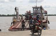 Bến phà Tam Hiệp (Bến Tre): Cắt bán vé tháng cho công nhân vì thua lỗ