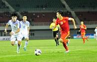 """U.23 Việt Nam 5-0 U.23 Lào: Thầy trò """"tướng"""" Phúc đã """"sống"""" được một nửa"""