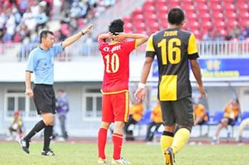 U23 Việt Nam 1-2 U23 Malaysia: Vỡ mộng SEA Games