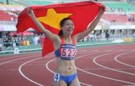 SEA Games 27: Giành thêm 6 HCV, Việt Nam tiếp tục giữ vị trí thứ 2 trên bảng tổng sắp.