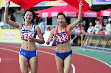 SEA Games 27: Giành thêm 6 HCV, Việt Nam vẫn giữ vị trí thứ hai trên bảng tổng sắp