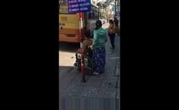 Đà Nẵng: Nhân viên xe buýt từ chối chở người khuyết tật (?)