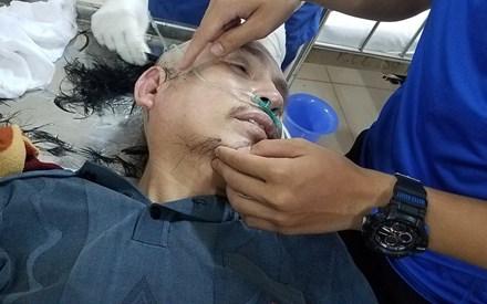 Vụ tụ máu não sau khi bị tạm giam: Công an khẳng định không đánh người - ảnh 1