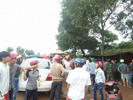 Đắk Lắk: Vi phạm giao thông, kích động người dân xô xát với CSGT - ảnh 1