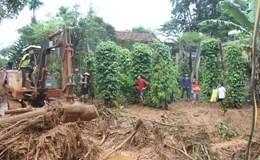 Đắk Nông: Hàng loạt hồ nước tưới vỡ liên hoàn, dân trở tay không kịp