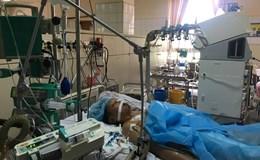 Bệnh nhân nặng trong sự cố chạy thận đang diễn biến xấu, suy đa tạng  