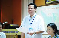 Giám đốc Bệnh viện đa khoa Hoà Bình bị cách chức 1 năm
