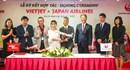 Japan Airlines và Vietjet ký kết hợp tác toàn diện