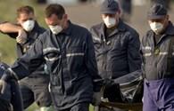 Quân ly khai đã đưa hết các thi thể nạn nhân khỏi hiện trường