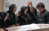 Lễ viếng ông Nemtsov đang diễn ra ở Matxcơva