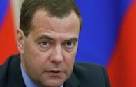 Thủ tướng Nga Medvedev thăm chính thức Việt Nam tuần tới