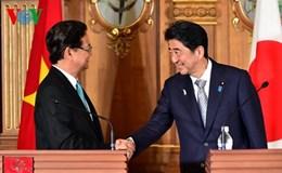 Nhật kết thúc đàm phán TPP song phương, cam kết ODA hàng tỉ USD với Việt Nam