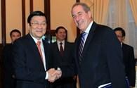 Đề nghị Hoa Kỳ hợp tác chân thành để thực hiện tốt cam kết trong TPP