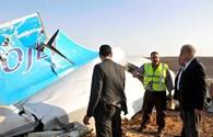 Nhiều thi thể hành khách còn mắc kẹt ở ghế máy bay Nga rơi ở Ai Cập
