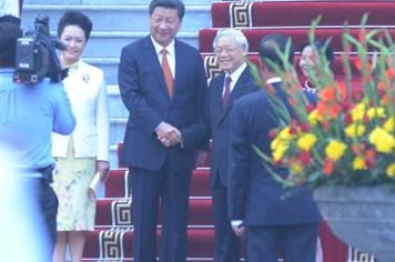 Đề nghị Việt - Trung tăng cường xây dựng lòng tin