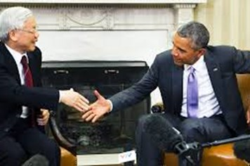 Tổng thống Obama thăm Việt Nam: Bước tiếp theo của quá trình xây dựng lòng tin