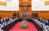 Thủ tướng Nguyễn Xuân Phúc tiếp Tổng thống Obama