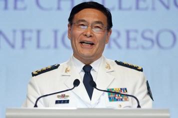 """Đô Đốc Tôn nói Trung Quốc là """"nạn nhân lớn nhất"""" nếu an ninh hàng hải bị đe dọa"""