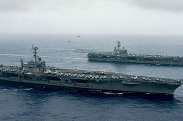 """Trung Quốc cáo buộc Mỹ định biến Biển Đông thành """"thùng thuốc nổ"""""""