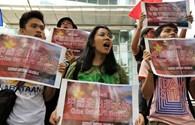Công dân Philippines ở Trung Quốc có nguy cơ bị đe dọa vì phán quyết Biển Đông