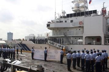 Nhật Bản - Philippines diễn tập hàng hải chỉ một ngày sau phán quyết Biển Đông