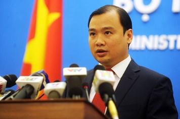 Việt Nam kêu gọi kiềm chế trên Biển Đông sau phán quyết