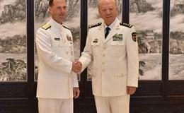 Trung Quốc khẳng định không dừng chiến dịch xây đảo trên Biển Đông