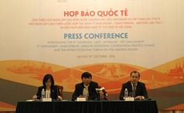 Việt Nam đưa sáng kiến kết nối doanh nghiệp WEF với các nước sông Mekong