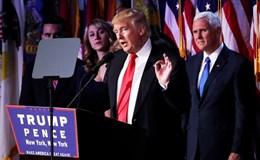 Những phép tính giúp Donald Trump đắc cử