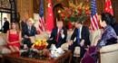 Ông Trump đãi ông Tập Cận Bình bữa tối sang trọng