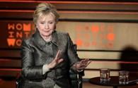 Bà Hillary Clinton ủng hộ Mỹ ném bom Syria