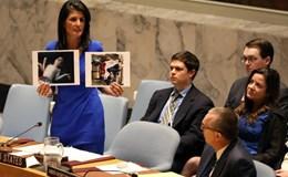 Đại sứ Mỹ lại đòi lật đổ Tổng thống Syria Al-Assad