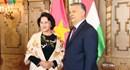 Chủ tịch Quốc hội Nguyễn Thị Kim Ngân hội kiến Thủ tướng, Tổng thống Hungary