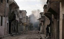 Liên quân Mỹ đánh trúng kho vũ khí hóa học của IS ở Syria làm chết hàng trăm người
