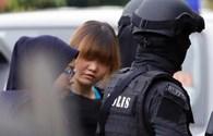 Đại diện Đại sứ quán Việt Nam tham dự phiên tòa xét xử Đoàn Thị Hương