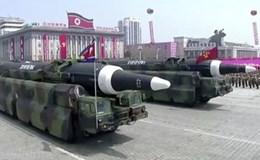Phó Tổng thống Mỹ tới Hàn Quốc, Triều Tiên thử tên lửa