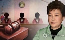 Hôm nay, cựu Tổng thống Hàn Quốc Park Geun-hye bị truy tố
