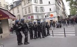 50.000 cảnh sát bảo vệ an ninh cho bầu cử tổng thống Pháp